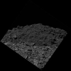Bennu's Equatorial Ridge