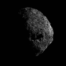 Bennu during Orbital A phase (1)