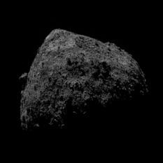 Bennu from Orbital B
