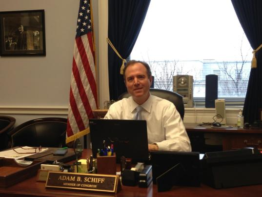 Rep. Adam Schiff Responds to Online Town Hall Questions