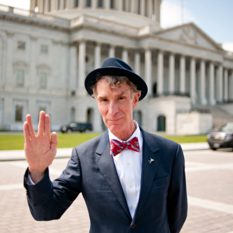Bill Nye Spock Hands