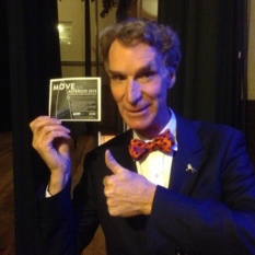 Bill Nye endorsing the Move An Asteroid Competition