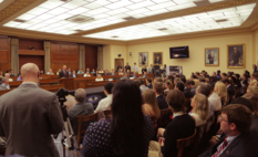 The Lure of Europa and a Packed Room