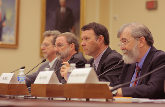 Planetary Society President Jim Bell Before Congress
