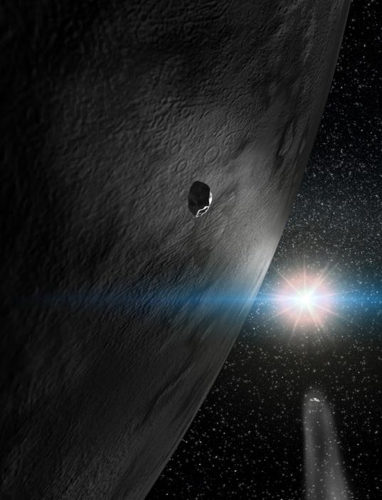 Asteroid 24 Themis