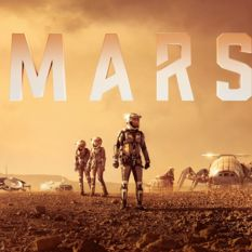 """Mars"" is the new docudrama miniseries airing on the National Geographic Channel"