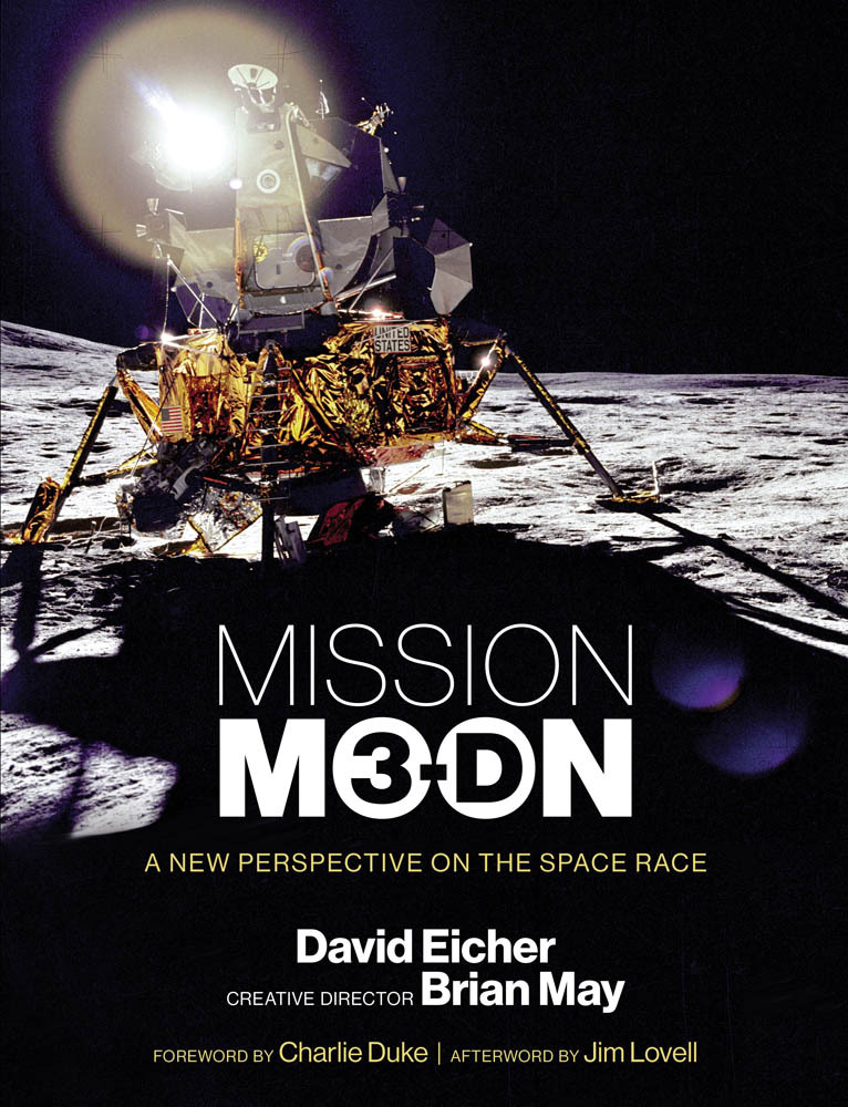 Moon Mission 3D: A New Perspective on the Space Race