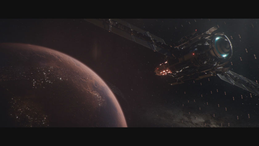 Mars Defense