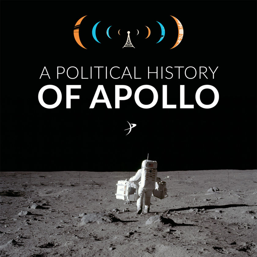 A Political History of Apollo Logo