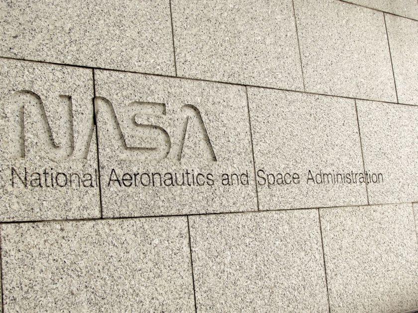 NASA Worm Logo HQ