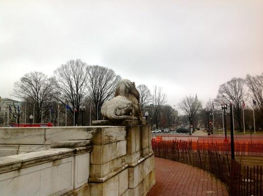 A Gloomy Capitol