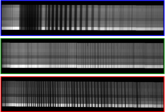 """First Light"" spectra from OCO-2"