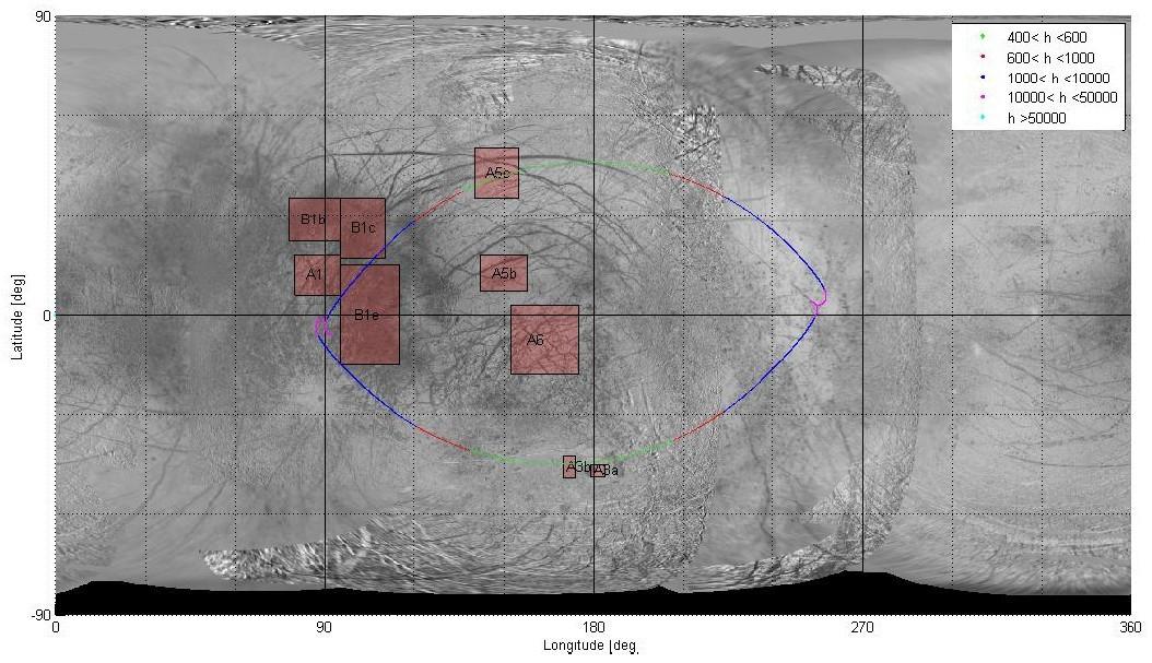 JUICE at Europa | The Planetary Society