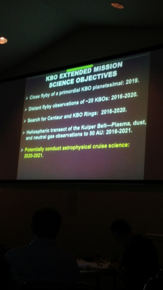 Science goals for the New Horizons KBO target