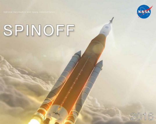 NASA's 2016 Spinoff Book