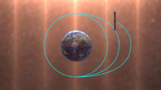 LightSail 2 orbital raising