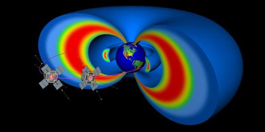 Earth's radiation belts