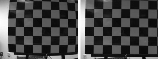 Correcting optical distortion in OSIRIS-REx TAGCAMS images