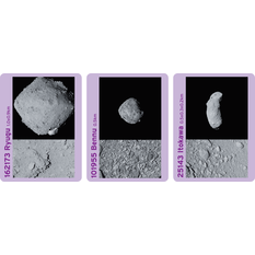 Three Tiny Near-Earth Objects