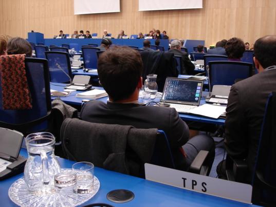 Inside the U.N.