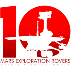 Mars Exploration Rovers 10th Anniversary