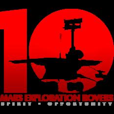 Mars Exploration Rovers 10th Anniversary