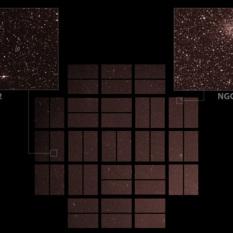 First Light for Kepler