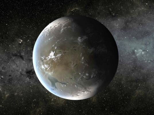 Kepler 62f: A super-Earth-sized planet