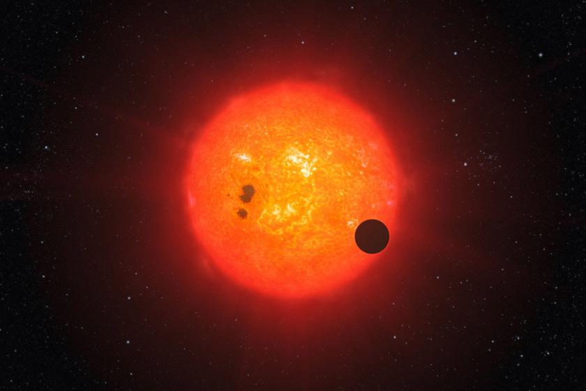 GJ 1214b (artist's concept)