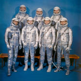 NASA's Mercury 7 astronauts