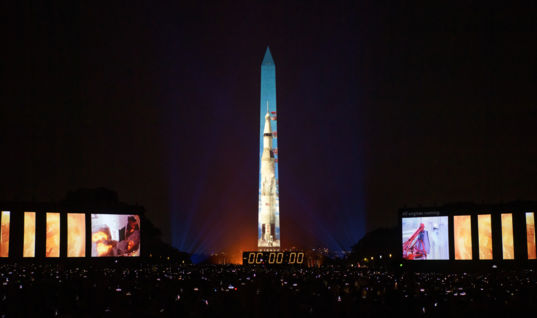 Apollo 50th Anniversary at the National Mall