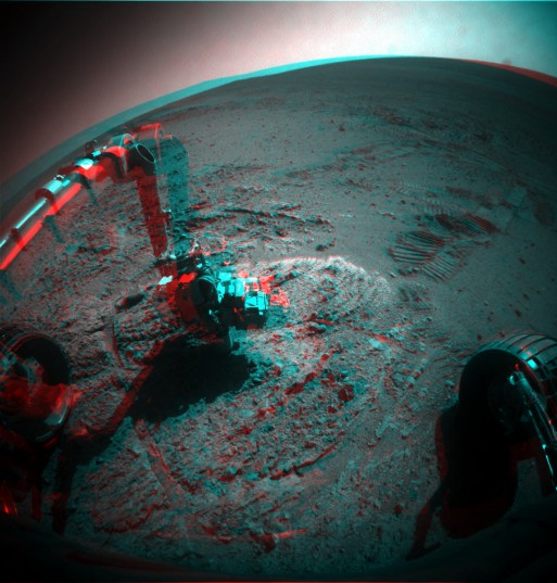 Opportunity working Greeley 3D
