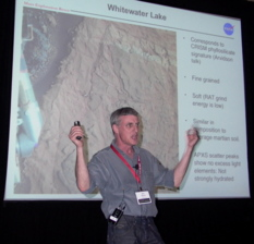 Steve Squyres at LPSC 2013