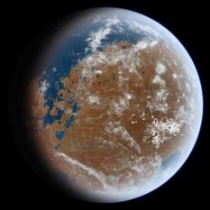 Noachian Mars imagined