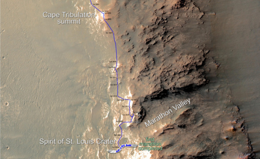 Marathon Valley: Opportunity has arrived!