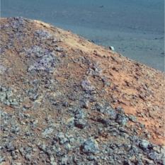 Scaling Spirit Mound