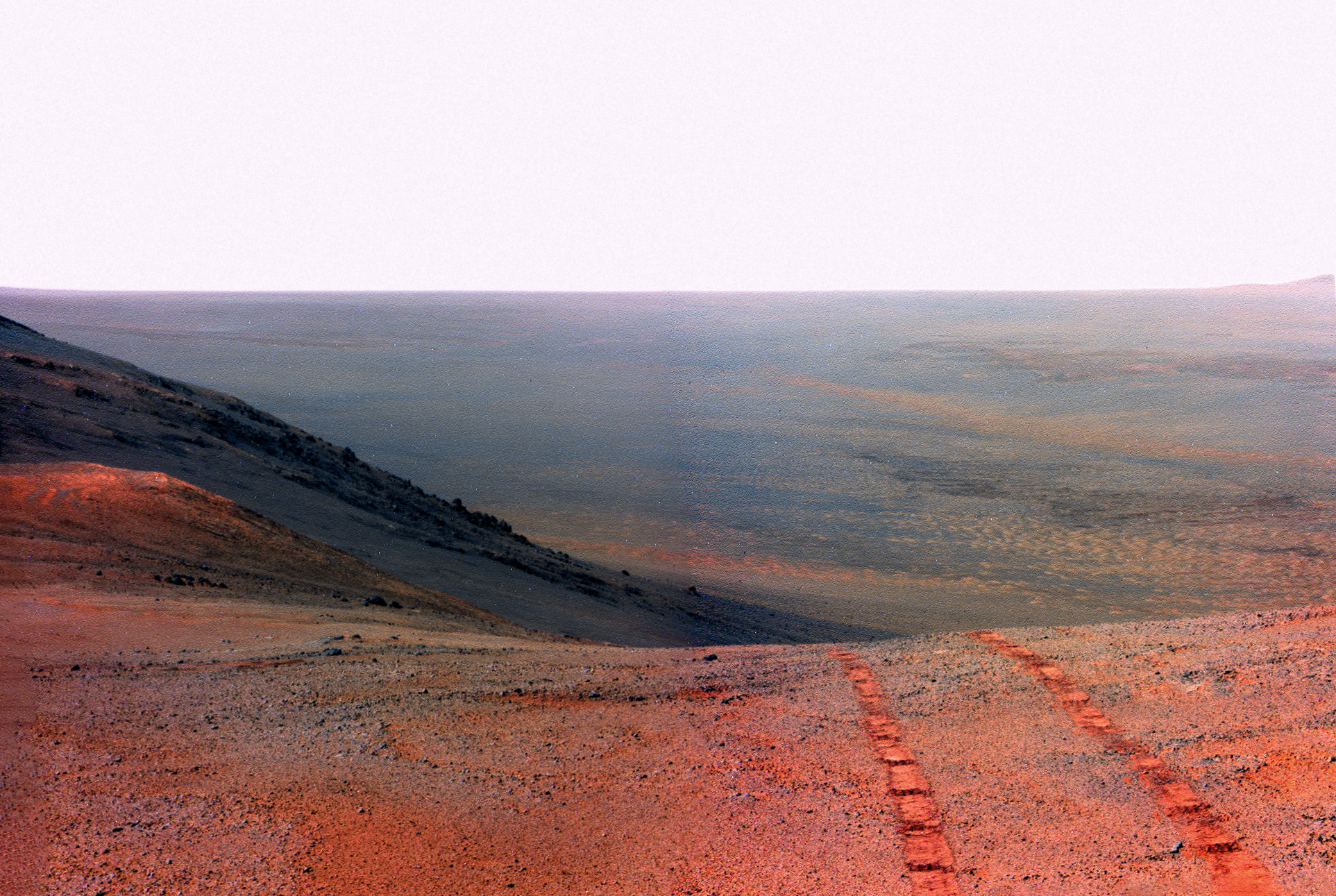 The Mars Exploration Rovers Update: Opportunity Beats Winter, Wraps