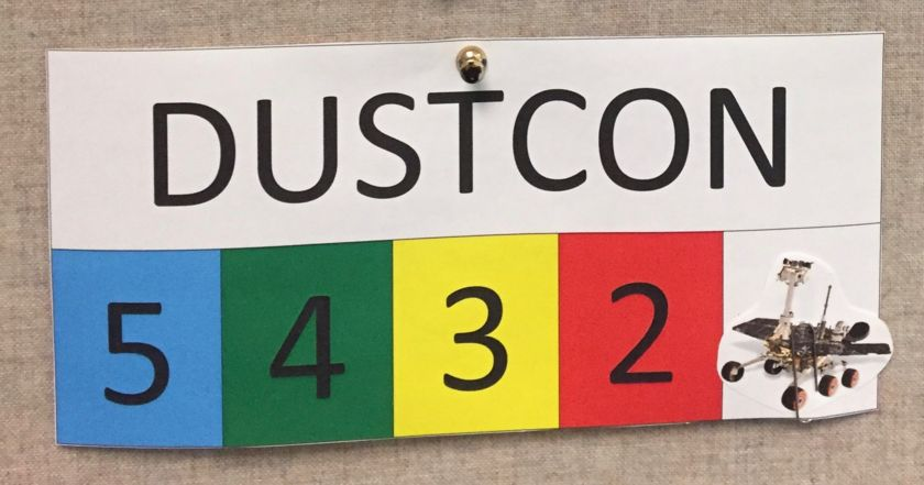 DUSTCON 1