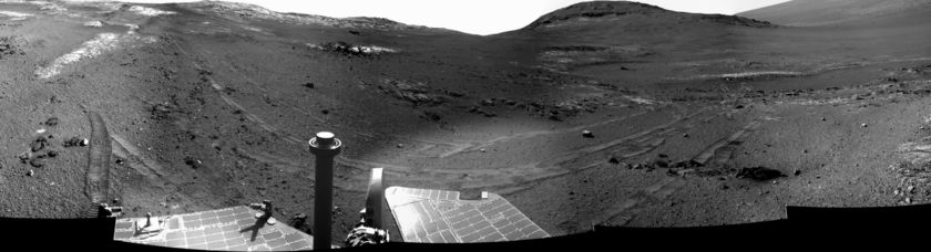 Opportunity in Perseverance Valley