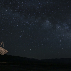 Milky Way at the OVRO