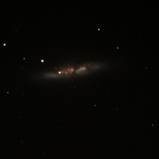 Supernova in M82 in all its glory!