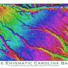 Enigmatic Carolina Bays