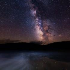 Milky Way over West Virginia