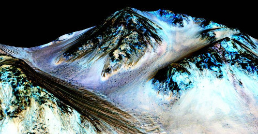 The Waters of Mars