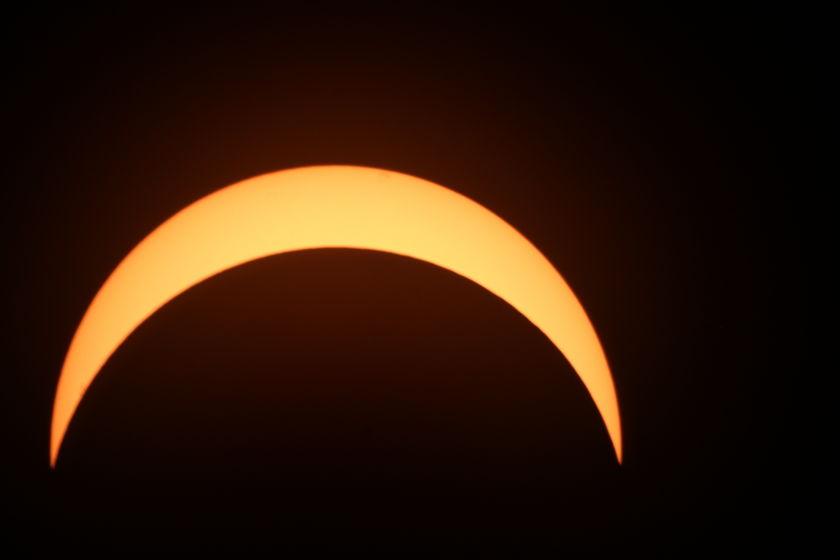Partial Eclipse 2017
