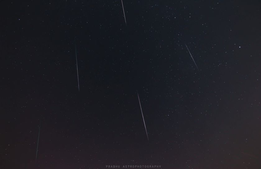 Perseids Meteor Shower 2018