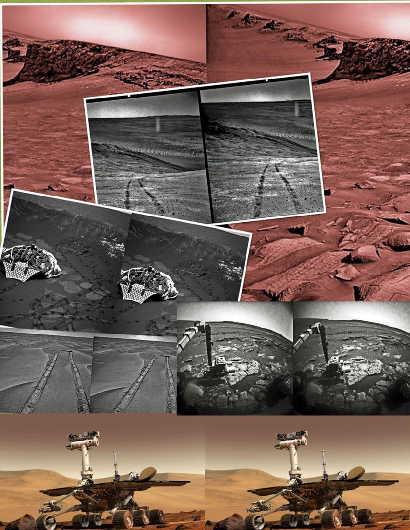 Remembering Opportunity – Stereo Views Newsletter March 2019 By Ron Kriesel