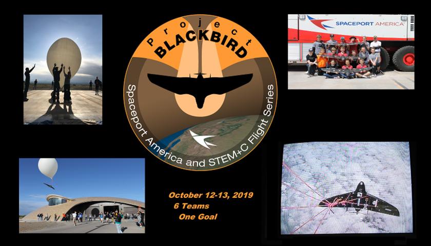 Spaceport 2019 (Project Blackbird)