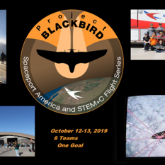 Spaceport 2019 (Project Blackbird)