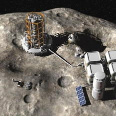 Orbital Private Equity: LBO-ing an Asteroid